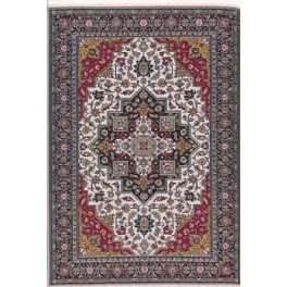 Reproduction tapis persan miniature