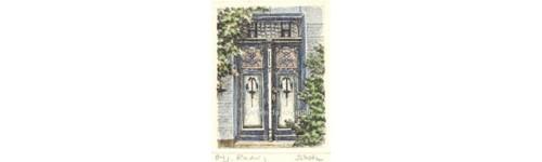 Portes miniatures